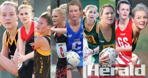 Selectors have picked nine netballers to represent the CDFLNA in interleague.