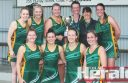 VICTORY: Colac district's open-age netballers edged out Mid Gippsland by four goals.