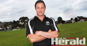 Star Lorne footballer Sam Stavenuiter will coach the coastal club for a second season in 2017.