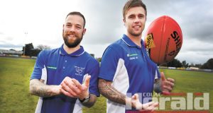 South Colac has plenty of motivation to win tomorrow's encounter with Birregurra and earn a spot in this year's grand final. Two Roos eager to help the club snap its 14-year premiership drought, Tim Speirs and Ben Cox, bring up milestone games in the blockbuster clash at Central Reserve. Speirs notches up game 150, while Cox will line up in his 100th match for South on a day when he is a chance to kick his 100th goal of the season.