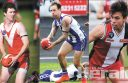 Liam McGuane, Tim Speirs and Michael Bolitho.