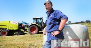 Larpent dairy farmer Mark Billing says Fonterra's profit listing of NZ $834-million is frustrating for suppliers, after the company slashed milk payments to farmers.