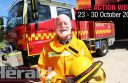 Barongarook West community safety co-ordinator Matt Daniels says he enjoyed the sense of camaraderie from being a member of the Country Fire Authority.